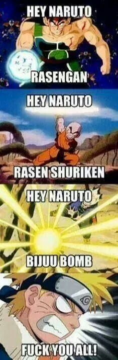 LOL #naruto #dragonball #anime