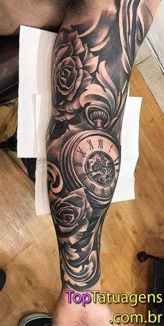 Armtattoo, Armbedeckungstattoo, Armtätowierung Armbedeckungstattoo-Vorlage Arm tattoo arm covering tattoo arm tattoo 2019 arm covering tattoo template This image. Wolf Tattoos, Forearm Sleeve Tattoos, Full Sleeve Tattoos, Sleeve Tattoos For Women, Tattoo Sleeve Designs, Body Art Tattoos, Tatoos For Men Arm, Sleeve Tattoo For Guys, Men Tattoo Sleeves