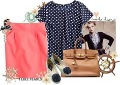 """J. Crew // Back to School "" by paigeisaballerina on Polyvore"