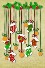 Risultati immagini per feliz natal cartao para creche Christmas Activities, Christmas Crafts For Kids, Christmas Projects, Kids Christmas, Holiday Crafts, Christmas Gifts, Office Christmas, Christmas Sewing, Theme Noel