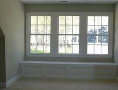 Window Seats | Trim South | Raleigh, NC