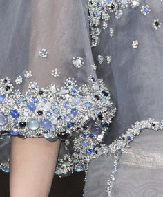 Chanel haute couture spring/summer 2012   ♥Chanel love♥)