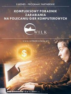 Darmowy poradnik dla każdego kto zapisze się do Newslettera Wilk e-biznesu