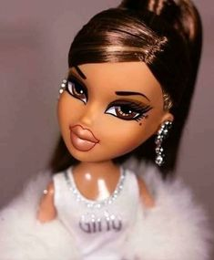 ★ drippin' in diamonds ★ - Mandeep Madden Dolls Bratz Doll Makeup, Bratz Doll Outfits, Cute Profile Pictures, Cartoon Profile Pictures, Bad Girl Aesthetic, Pink Aesthetic, Black Bratz Doll, Bratz Yasmin, Fille Gangsta