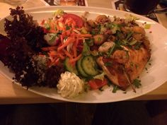 Heerlijk eten in Kassel!
