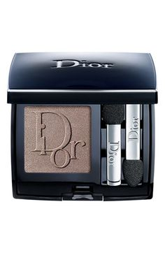 These colors are amazing...grege is a must have...    Dior 'Diorshow Mono' Eyeshadow available at Nordstrom