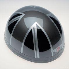 Davida classic Helmets: Complex Union Jack Mono Product Code: 60535