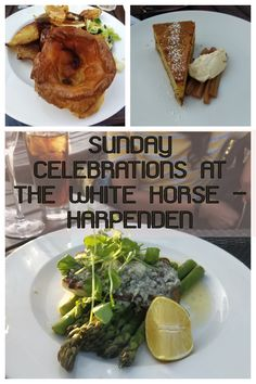 Sunday celebrations at The White Horse - Harpenden Pork Restaurant, White Horses, Adventure Travel, Travel Inspiration, Sunday, England, Posts, Culture, Engagement