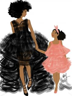 Date night, mother & daughter~Niki's Groove