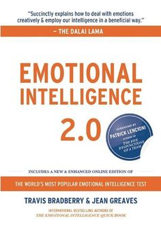Did you know that we have an emotional response FIRST to EVERYthing?   The authors break it down and describe techniques that anyone can use to channel our emotional intelligence.  A must read for leaders in any field.