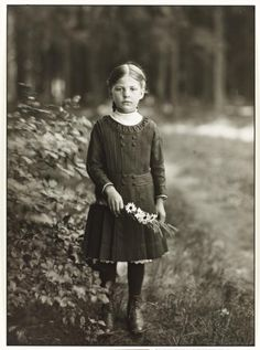 August Sander 'Farm Girl', c. 1910, printed 1990 © Die Photographische Sammlung/SK Stiftung Kultur - August Sander Archiv, Cologne; DACS, London, 2015.