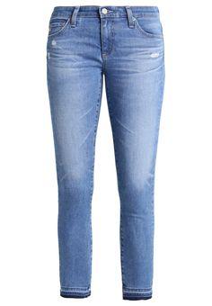 AG Jeans Jeans Skinny Fit blue denim Premium bei Zalando.de   Material Oberstoff: 98% Baumwolle, 2% Polyurethan   Premium jetzt versandkostenfrei bei Zalando.de bestellen!
