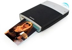 Polaroid GL10 Instant 3X4 Mobile Printer for Digital Cameras and Smart Camera Phones. Want it? Own it? Add it to your profile on unioncy.com #tech #gadgets #electronics