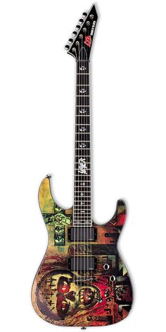 ESP/LTD Signature Series | Jeff Hanneman SLAYER-2013