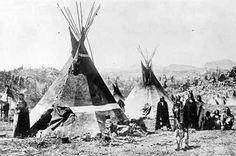 Shoshoni Wyoming--Shoshone Native American_Bear River Massacre or Boa Ogoi Massacre -January 29 1863 Native American Photos, Native American Tribes, Native American History, Indian Tribes, Native Indian, Trail Of Tears, Wyoming, Sioux, Nativity