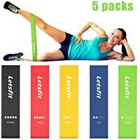 Rehab Physical Therapy Cloth Resistance Bands Strength Beach Body Zumba Xfit