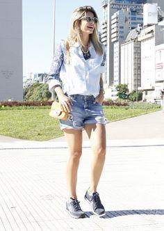 Look – All Jeans    por Carol Tognon   Carol Tognon       - http://modatrade.com.br/look-a-all-jeans