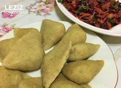 Mardin Usulü Haşlama İçli Köfte Sweet Potato, Potatoes, Salsa, Vegetables, Desserts, Food, Recipe, Great Ideas, Meal