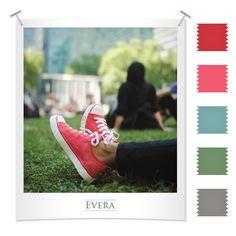 UGG Australia's suede sneaker for women - the #Evera - #letsgetlost #spring