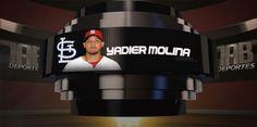 """""""Somos una familia de campeones, somos gente ganadora, respiramos béisbol"""". (Yadier Molina)"""