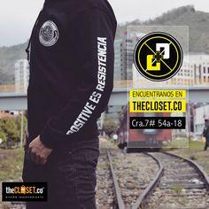 Ahora puedes encontrar la marca Positive Clothing en nuestra boutique TheCloset.co Store Cra. 7 # 54 a - 18 L-3 #DiseñoIndependiente #CompraColombiano #RedDeDiseñadores