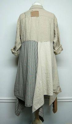 Long Linen Jacket Plus Size Jacket Linen Clothing for Women