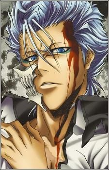 Grimmjow Jagerjaquez from Bleach