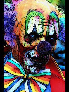 Dark Clown!