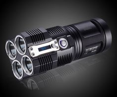 Tiny Monster 3500 Lumen Flashlight - I have one and it is great!