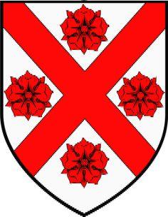 rose heraldry symbol