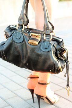 I might be willing to kill for a chloe bag. Style Rhapsody: Chloe Paddington