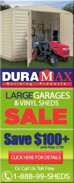 http://www.durablesheds.com/wood-sheds/5-sided-garden-sheds.html  #woodsheds, #buildingawoodshed  SAVE $100