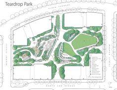 teardrop park new york - Sök på Google