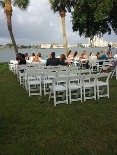 Clearwater Beach Wedding Ceremonies Recreational Center Ceremony Officiate
