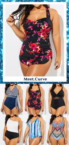 ✨2020 HOT SALE SWIMWEAR. Find the newest sexy and cute bathingsuit at affordable prices. 💰Price under $40 and size up to 4X! 🛒🛒SHOP NOW! #beachwear #bathingsuit #swimwear #swimdress #bikini #tankini #tankini #onepiece #curve #plussizeswimsuit #fashion #ootd #chic #trends #beach #swim #women Curvy Outfits, Curvy Clothes, Fashion Outfits, Clothes Women, Swimwear Sale, Swimwear Fashion, Princes Fashion, Ootd Chic, Daily Fashion