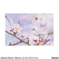 Japanese Cherry - Sakura In Bloom Placemat