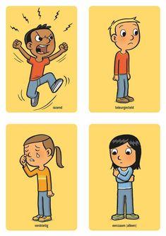 Feelings Preschool, Preschool Activities, Pre Primary School, Becoming A Teacher, School Play, Teaching Aids, Teaching Materials, Classroom Themes, Social Skills