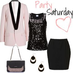 Party Saturday!