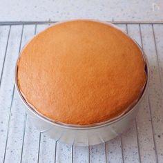 ケーキ屋さんみたいにふっわふわ♪自慢のスポンジケーキ by きゃらきゃら(小林睦美)