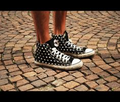 If I didn't already have my sneaker heels, these would be on my list...