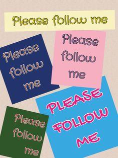 Please follow me!! I will follow u back!!!