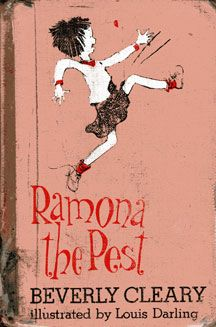 Ramona series by Beverly Cleary. I loved her Henry Huggins books, too.