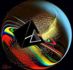 absolutely \brilliant/!! .....-MG Pink Floyd Wall Art, Arte Pink Floyd, Pink Floyd Poster, The Dark Side, Band Wallpapers, Iphone Wallpapers, Wallpaper Backgrounds, Wicked Tattoos, Acid Art