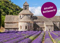 Gewinne mit Tchibo eine romantische Reise für 2 Personen in die Provence inklusive Flug und Luxushotel, oder Bargeld im Wert von CHF 3'5000.- http://www.alle-gewinnspiele.ch/gewinne-ferien-in-der-provence-oder-bargeld/
