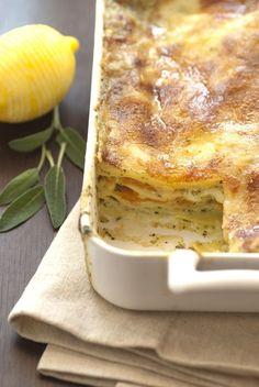 Butternut Squash Lasagna by tasha