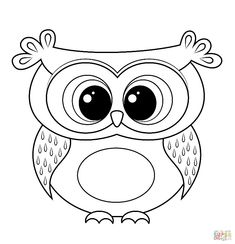 owl template printable easy owl coloring pages photos free printable coloring pages owls color bros owl template printable sewing