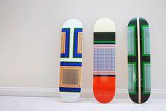 diy celine skateboard decks