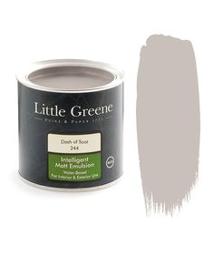 Dash of soot - little Greene