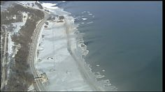 Awesome Milwaukee lakefront photos from the Arctic Blast 2014