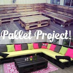 Pallet project